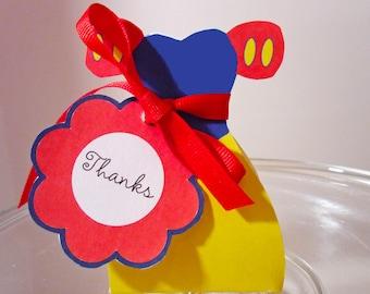 Snow WhiteInstant Download Printable Party Treat Box