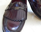 Bass Weejuns Kiltie Loafers