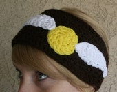 Harry Potter Golden Snitch Headband/ Ear Warmer