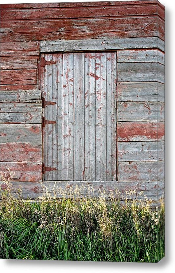 Items Similar To 10 38 Quot X 16 00 Quot Canvas Wall Art Red Old