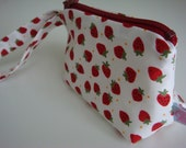 Dexter's Strawberry Doggy Bag
