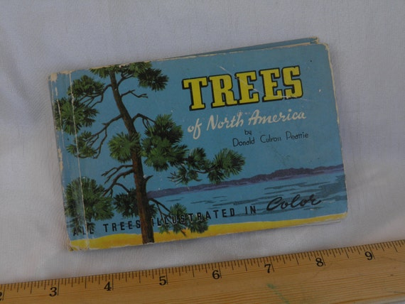 1934 Trees of North America Book