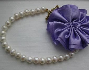 pearl bracelet, pearl jewelry,childrens bracelet, kids, flower girl bracelet, flower girl jewelry, real pearls bracelet, bridesmaid bracelet