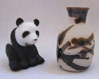 The Magic Panda Miniature Vase