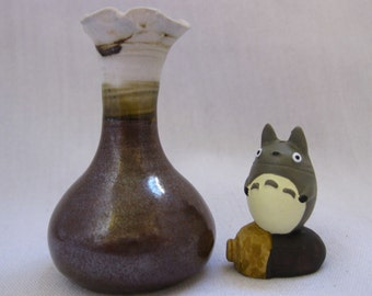The Tree of Totoro Porcelain Miniature Vase