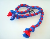 Dog Tug Toy - Large - Great for Multiple Dogs, Strong, Fun, Safe