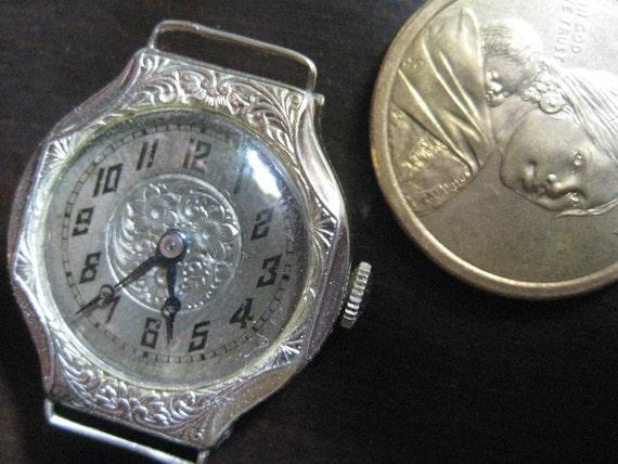 Ladies Swiss wrist watch