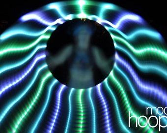 Muse LED hoop, by Moodhoops