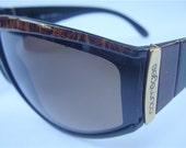 Vintage Brown Sunglasses Courreges Sunglasses Courreges Shades Designer Glasses French Sunglasses Designer Frames Vintage Courreges 8889 3