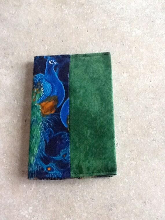 Passport Cover - Peacock