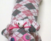 Sock Dog Pink Argile - Rose
