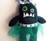 Sock Monster Dancer named Bell