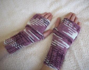 Fingerless arm warmers, Fingerless mittens, fingerless gloves, Womens Fall / Winter Accessories