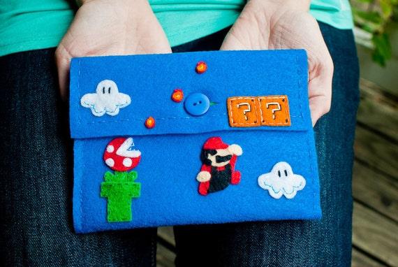 Super Mario Bros. 3 Pouch