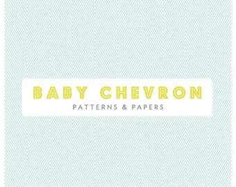 INSTANT DOWNLOAD Baby Chevron paper pack & blog and website backgrounds for Personal, Small Commercial or Photography use