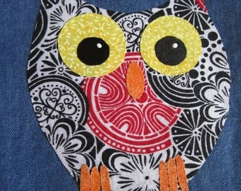 owl kindle cover