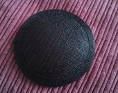 Round Sinamay Base for Hat Fascinators  and Cocktails Hats.
