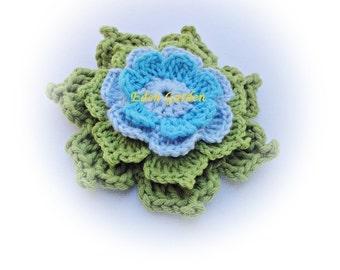 Cindy Crochet  Flower