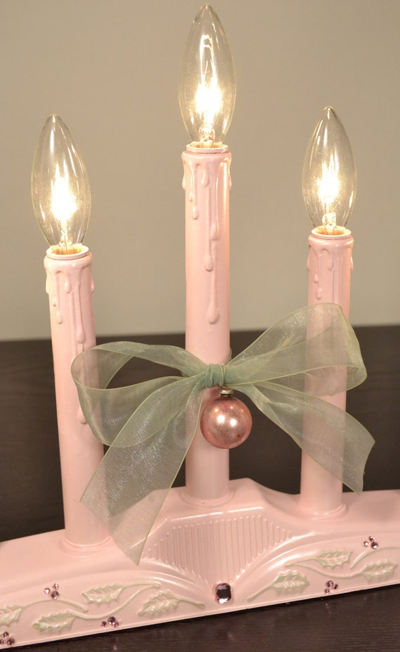 Christmas Candle Light Bulbs