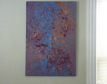 Healing Abstracts 24x36 Free Shipping USA