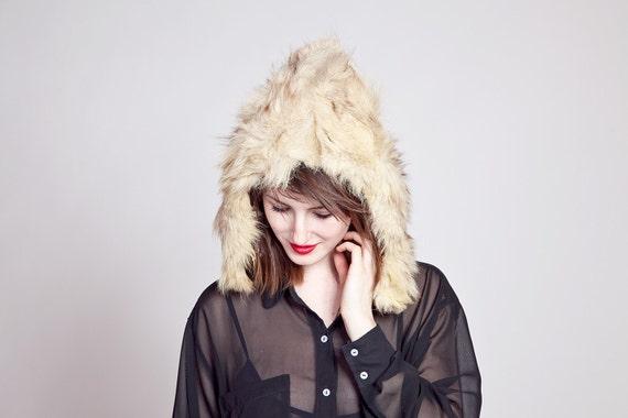 Coyote Fur Hood
