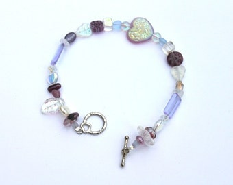 Lavender Lovely Bracelet