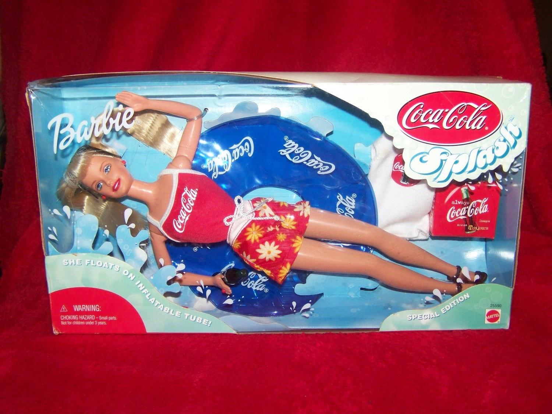 Barbie coke can
