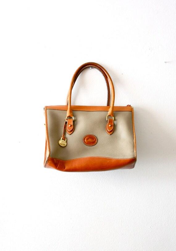 Vintage Dooney and Bourke large handbag