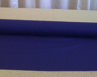 Custom Made Aisle Runner Matte Satin 36 Inches Wide 50 Feet Long Navy Blue-local pickup