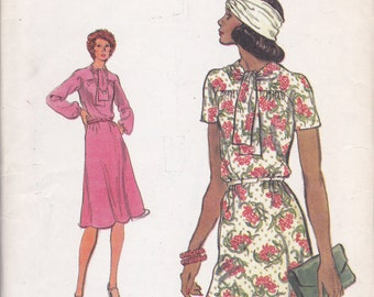 Very Easy Very Vogue 9149 Size 16  Dress Pattern Uncut Bust 38