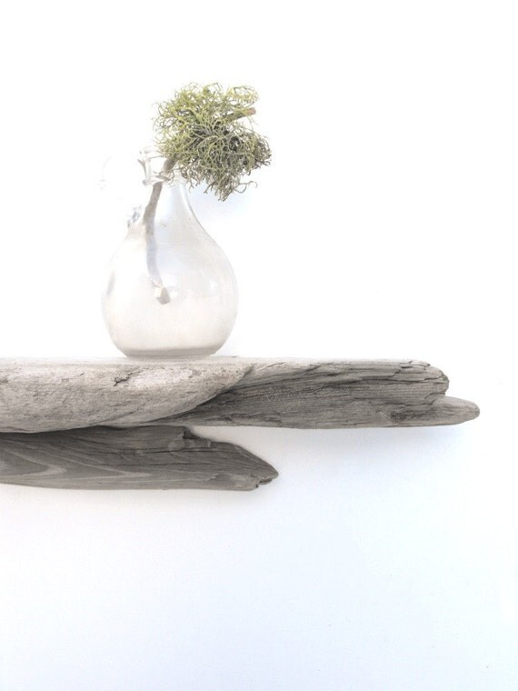 Driftwood Shelf No. 68