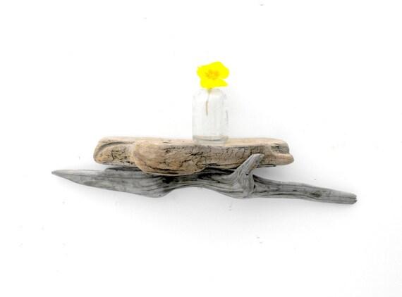Driftwood Trinket Shelf No. 25