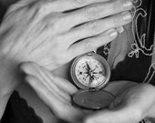 """Soul Compass - Black and White Photograph 7""""x5"""""""