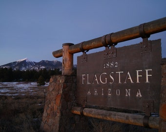 Welcome to Flagstaff