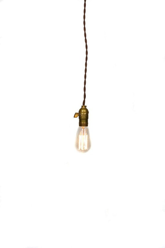 Simply Modern & Vintage Farmhouse Pendant Light