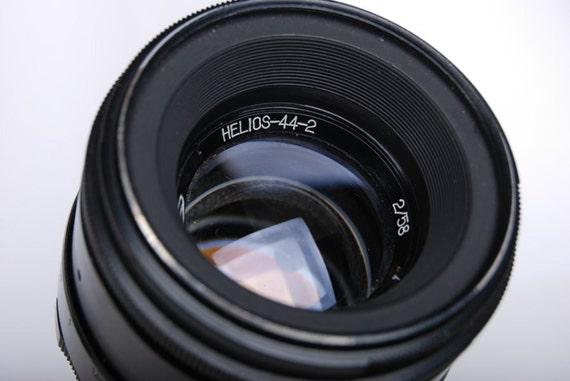 1976  HELIOS 44-2 2/58mm M42 screw Russian Lens for Pentax Praktica Mamiya Zenit Sekor