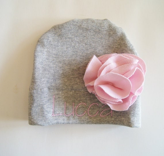 Personalized Baby and Toddler Hat