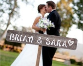 Wedding Signs Hand painted Signs. Reception Signs. Photo Prop Signs. Wedding Picture Props. Eco Weddings.