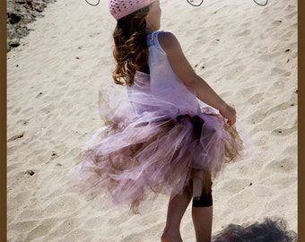 Brown and Pink Tutu