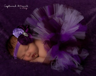 Midnight Madness Tutu  Great for Birthdays, Photography Prop, and Dance