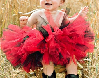 The Fireman's Tutu Great for photo props, birthdays, costumes or dance