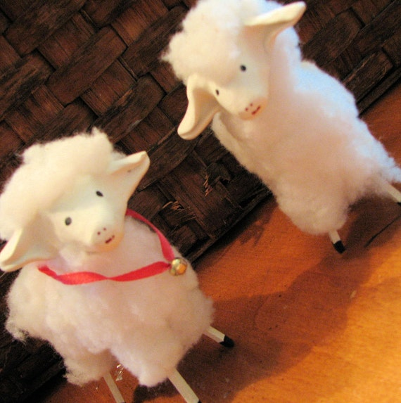 Antique Style Sheep