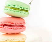 French Macaron French Macaroon  Kitchen Decor Kitchen Art Wall Art Wall Decor Photograph