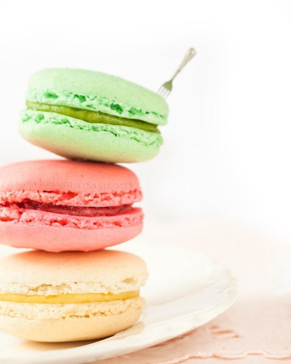 French Macaron French Macaroon Kitchen Decor by Supermarche