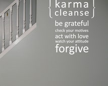 Unique Karma Cleanse Related Items Etsy
