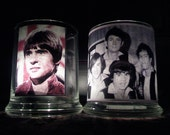Davy Jones of The Monkees Commemorative Set by Collectible Candles