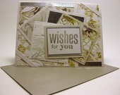 Cool and Fresh Wishes For You Collage Birthday Card