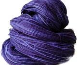 "Sock Yarn Hand Dyed Superwash ""Haze"" - UK Seller"
