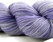 "Sock Yarn Hand Dyed Superwash ""Regal"" - UK Seller"