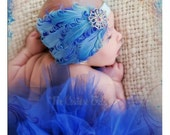 Blueberry Fields Couture  Full and Fluffy Tutu Photography Prop